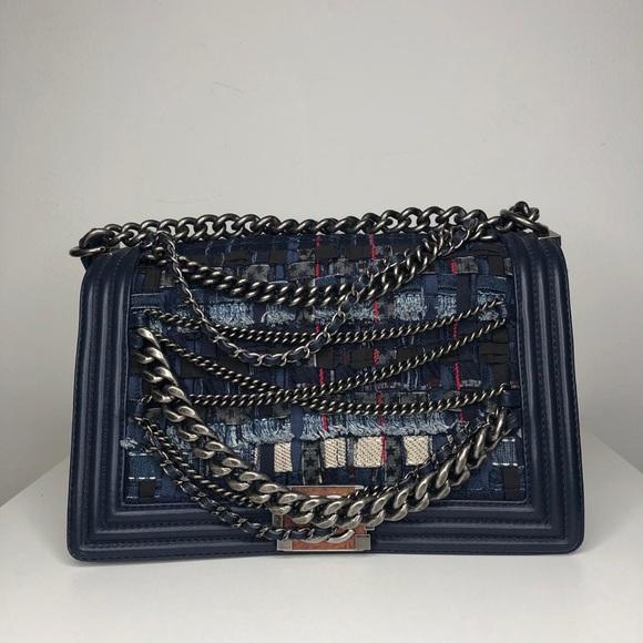 CHANEL Handbags - Chanel Limited Edition Le Boy